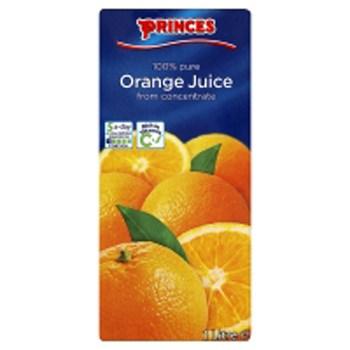 Orange juice 1lt bottle butler for Wine and orange juice name