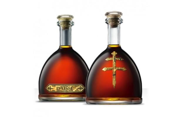 Usse Cognac, 70cl - Bottle Butler